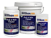 All Cleaning Deck Products