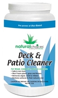 Deck and Patio Cleaners