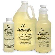 Allergy-Free Detergent