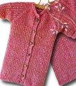 Organic Baby Sweater Bunting Sac